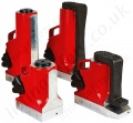 Aluminium Jacks, Range From 20,000kg to 60,000kg, Stroke up to 305mm