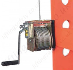 Height Adjustment Winch