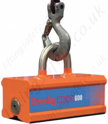 Crosby Magnex Lever Operated Permanent Lifting Magnets - 150kg to 2000kg