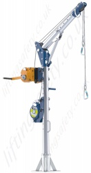 Globestock G-Davit Lightweight Davit for Confined Space Access, Working at Height or Materials Lifting