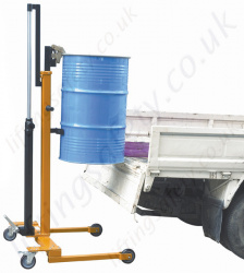 Hydraulic Drum Lifter / Loader, Capacity 300kg