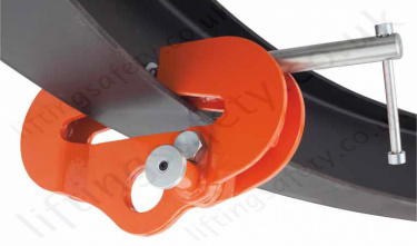 William Hackett Wh Bcu Universal Beam Clamp 3 200kg To 10 000kg Liftingsafety