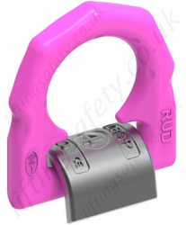 "RUD ""VLBS-P"" Weld On Load Ring for Pipes, 4.0 tonne"