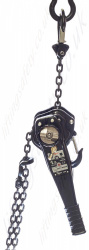 Tiger Lever Hoist for the Entertainment Industry, Range 0.75t to 6.0t