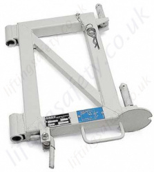 Imer Swivel Extension (For use only with Imer scaffold hoists)