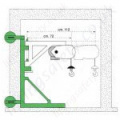 Imer Window Prop (For use only with Imer scaffold hoists)