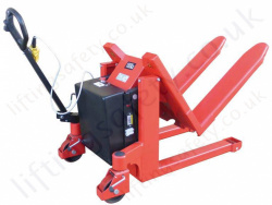 Electric Lift & Tilting Pallet Lifter, Capacity 1000kg, Fork size 560 x 800mm