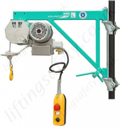Imer ES150N Scaffold Hoist, 110v, 30m Working Height - 150kg Capacity