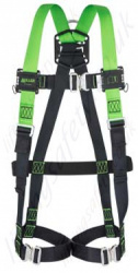 Miller H-Design Single Point Harness with Automatic Buckles