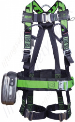 Miller H-Design Duraflex 2 Point Confined Space Harness and Belt