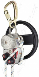 "Miller ""Safescape ELITE with hoist and ladder adaptater"" Rescue Descender, Optional Rope Lengths Available"