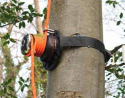 200kg Rigging Winch Tree Mounted With Ratchet Strap