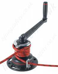 200kg & 500kg Manual Riggers Winches
