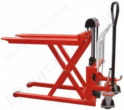 Skid Lifter with Removable Platform, Range 500kg or 1000kg