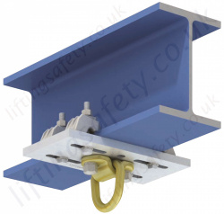 LiftingSafety Low Head Room Temporary or Permanent Articulating Lifting Link -  Max. Capacity 3,000kg