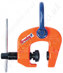 Crosby IPSC10 Screw Style Clamp, Range from 1500kg to 3000kg