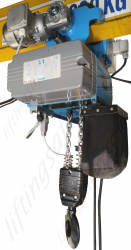 Tractel Volt-Trac Electric Chain Hoist, 400v 3ph 50Hz. Range from 250kg to 2000kg