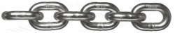 Stainless Steel, AISI 316, Short Link Lifting Chain - Chain Diameter 3mm to 20mm, MBL 350kg to 16,000kg