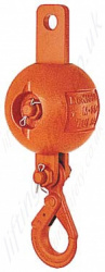 "Crosby McKissick UB500 ""Non Swivel"" Overhaul Balls - Range from 4,000kg to 15,000kg"