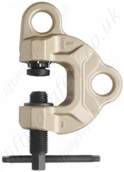 "Tiger ""CSS"" Safety Screw Cam Clamp - 0.5 to 6.3 tonne"