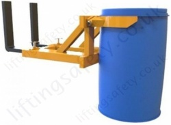 Fork Lift Truck Mounted Drum Handling Attachments - Lifting