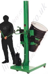 Roto-Lift Drum Rotator