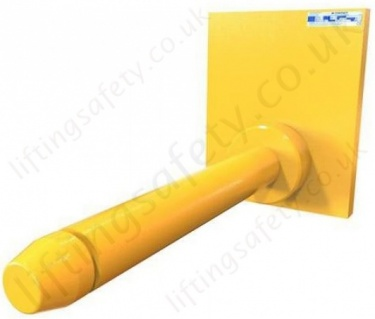 Fork Truck Coil And Roll Lifting Boom