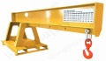 Fixed Length Fork Lift Truck Mounted Jib - Range From 200kg to 5000kg