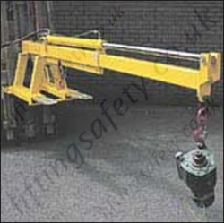 Hydraulic Telescopic Jib up to 3 Metre