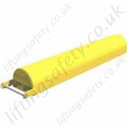 "Fork Lift Truck Tine ""Coil Support"" Attachment Closed base Design - 1525mm to 1830mm"