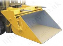 Fork Lift Truc Easyfill Scoop