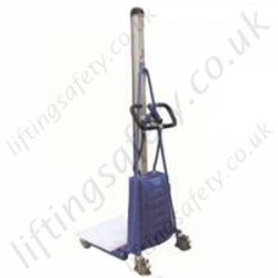 Electric Work Positioner - 100kg Capacity, 1700mm Electric Lift
