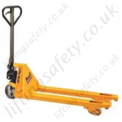 Yale hu little mule pallet truck range from 2500kg or 3000kg lifting capacities 9 options - Moviendo perchas ...