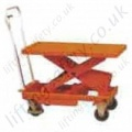 1000kg Scissor Lift Table