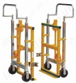 Hydraulic Load Movers. Jack and Skate combination - Load Capacity 1800kg (Per Pair)