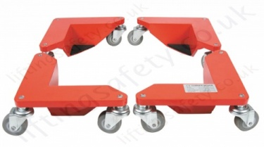 Set Of Corner Movers Corner Skates