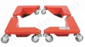 Corner Movers - 150kg Capacity Per Set (4 per Pack)