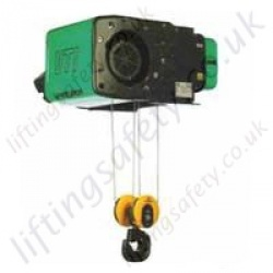 "Verlinde ""Eurobloc VTF"" Solid Mount Overhead Crane Hoist - Range from 800kg to 80000kg"