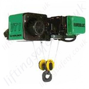 Short Headroom Hoist