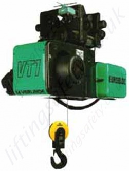 Normal Headroom Wire Rope Hoist