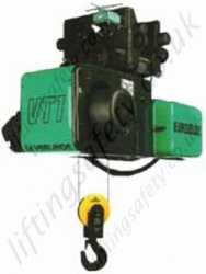 "Verlinde ""Eurobloc VTNH"" Monorail Overhead Crane Hoist - Range from 800kg to 80000kg"