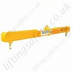 Adjustable 2 Point Lifting Beam
