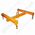 4 Point Lifting Beam, Capacities and Sizes To Your Specification - Range from 1000kg to 10,000kg