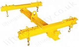 Adjustable 4 Point Lifting Beam