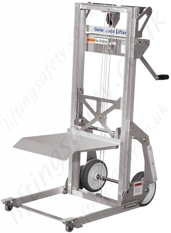 Genie Load Lifter Lifts Materials Up To 200 Lbs 91 Kg