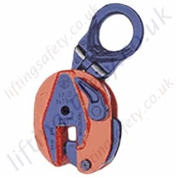 Crosby IPU Universal Plate Clamp - Range from 500kg to 30,000kg