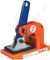 Crosby IPHNM10 Non Marking Horizontal Plate Clamps - Range from 500kg to 2000kg