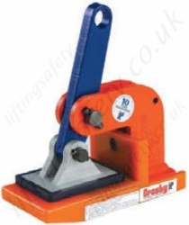 Crosby IPHNM10 Non Marking Plate Clamps - Range from 500kg to 2000kg