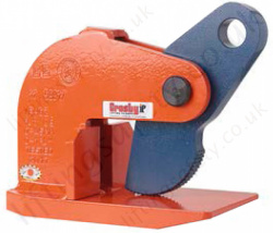 Crosby IPHOZ Horizontal Materials Clamp - Range from 750kg to 12,000kg