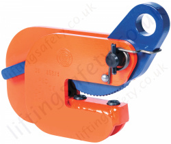 Crosby IPBC Horizontal Plate Clamp with Pretension Device - Range from 1000kg to 3000kg
